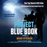 Project Blue Book - Brad Steiger
