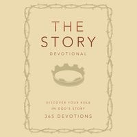 The Story Devotional - Zondervan