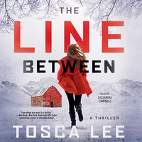 The Line Between - Tosca Lee