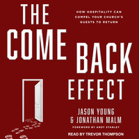 The Come Back Effect - Jonathan Malm,Jason Young