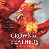 Crown of Feathers - Nicki Pau Preto