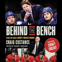 Behind the Bench - Craig Custance