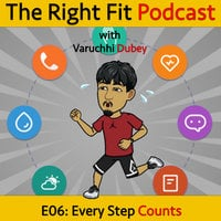 Every Step Counts - Varruchi Dubey