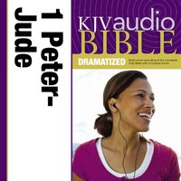 Dramatized Audio Bible - King James Version, KJV: (39) 1 and 2 Peter; 1, 2, and 3 John; and Jude - Zondervan