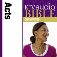 Dramatized Audio Bible - King James Version, KJV: (33) Acts - Zondervan