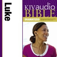 Dramatized Audio Bible - King James Version, KJV: (31) Luke - Zondervan
