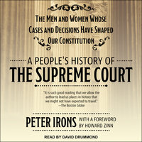A People's History of the Supreme Court - Peter Irons