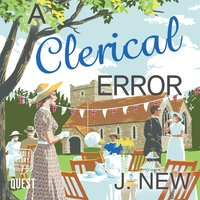 A Clerical Error - J. New