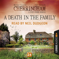 A Death in the Family - Matthew Costello,Neil Richards