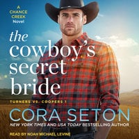The Cowboy's Secret Bride - Cora Seton