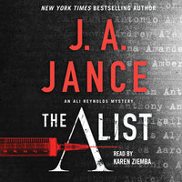 The A List - J.A. Jance