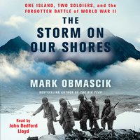 The Storm on Our Shores - Mark Obmascik
