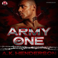 Army of One - A. K. Henderson