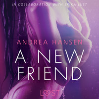 A New Friend - Sexy erotica - Andrea Hansen
