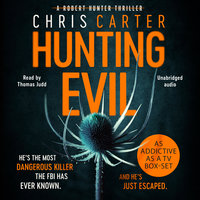 Hunting Evil - Chris Carter