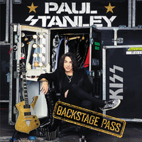 Backstage Pass - Paul Stanley