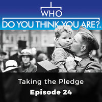 Taking the Pledge: Who Do You Think You Are?, Episode 24 - Roz Black