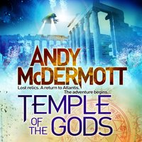 Temple of the Gods - Andy McDermott