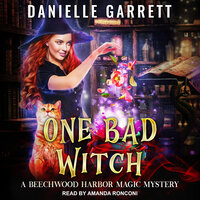 One Bad Witch - Danielle Garrett