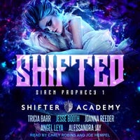Shifted - Tricia Barr,Jesse Booth,Alessandra Jay,Angel Leya,Joanna Reeder