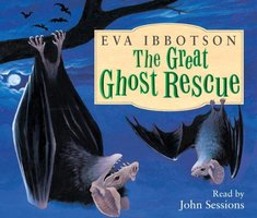 The Great Ghost Rescue - Eva Ibbotson