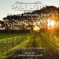 Daily Light for the Morning Path: 365 Devotionals - Christopher Glyn