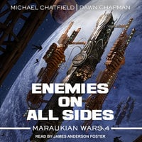 Enemies on All Sides - Michael Chatfield, Dawn Chapman