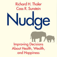 Nudge - Cass R. Sunstein, Richard H. Thaler