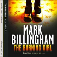 The Burning Girl - Mark Billingham