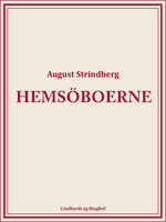 Hemsöboerne - August Strindberg