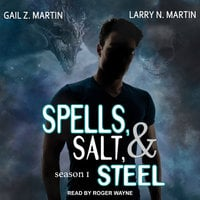 Spells, Salt, & Steel: Season One - Gail Z. Martin,Larry N. Martin