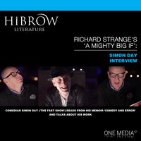 HiBrow: Richard Strange's A Mighty Big If - Simon Day - Simon Day,Richard Strange