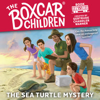 The Sea Turtle Mystery - Gertrude Chandler Warner