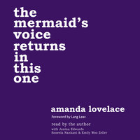 The mermaid's voice returns in this one - Amanda Lovelace,ladybookmad