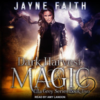 Dark Harvest Magic - Jayne Faith