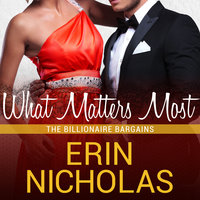 What Matters Most - Erin Nicholas