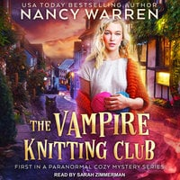 The Vampire Knitting Club - Nancy Warren