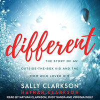 Different - Sally Clarkson,Nathan Clarkson