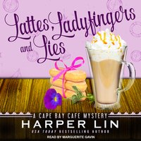 Lattes, Ladyfingers, and Lies - Harper Lin