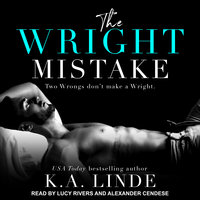 The Wright Mistake - K.A. Linde