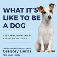 What It's Like to Be a Dog - Gregory Berns