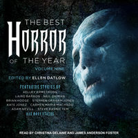 The Best Horror of the Year: Volume Nine - Ellen Datlow