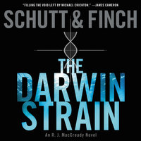 The Darwin Strain - Bill Schutt,J.R. Finch