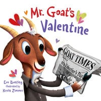 Mr. Goat's Valentine - Eve Bunting