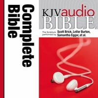 Pure Voice Audio Bible - King James Version, KJV: Complete Bible - Zondervan