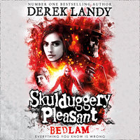 Bedlam - Derek Landy