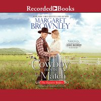 Cowboy Meets His Match - Margaret Brownley