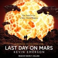 Last Day on Mars - Kevin Emerson