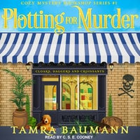 Plotting for Murder - Tamra Baumann