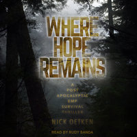 Where Hope Remains - Nick Oetken